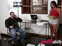Fucking Her Daddy
