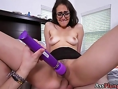 Zoey Banks - Latina Here Glasses Does Anal