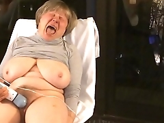 BEST mature 12 orgasms hotel window curvy exhibitionist MarieRocks