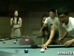KOREA1818.COM - Sexy Korean Pool Girl Fetish