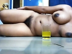 Indian wife sucking cock