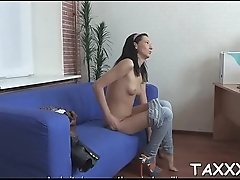 Agent tests teen'_s snatch