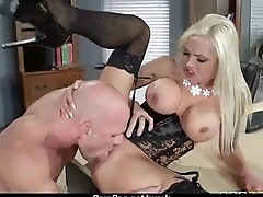 Hot big-boob office slut fuck boss'_ big-dick 30