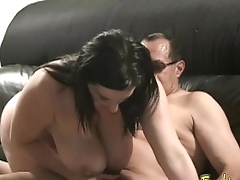 Naughty older dude likes having his tight asshole penetrated hard