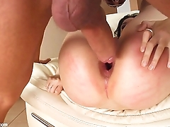 Spermswap delivers Roxy &amp_ Rebeca to fuck plus share sperm after hardcore sex