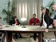 Sexy Office Slut Girl (stephani moretti) With Big Tits  Enjoy Sex Act video-30