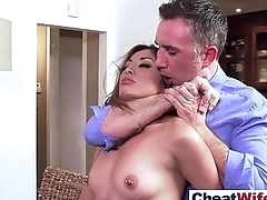 Lovely Housewife (kaylani lei) Like Cheating Sex On Cam video-16