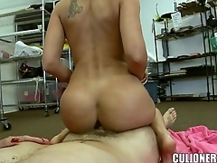 Hot Threesome with Alexis Faux and Rachel Starr