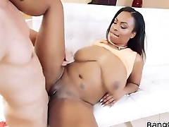 Tori Taylor got picked up for some good grey hardcore fun