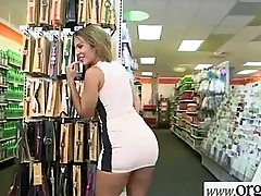 Nasty Girl (Goldie Oritz) Get Paid For Hard Style Sex Action video-17
