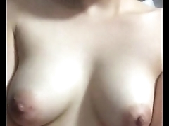 Chinese Girl Willma masturbating