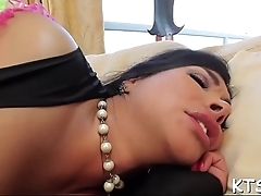 The best butt ride for a ladyboy