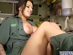 Dirty Mind Doctor Seduce And Bang Hot Patient (kerry louise) clip-15