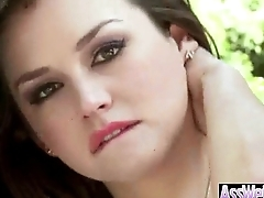 Hard Anal Bang On Cam With Fat Curvy Butt Hot Girl (allie haze) clip-03