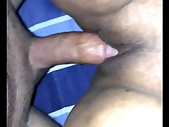 Mexican gf takes huge cock