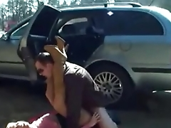 Outdoor &amp_ Public Fuck Compilation (pissing, fucking, pussy-licking)