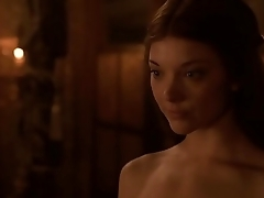 Natalie Dormer Nude scene Game of thrones