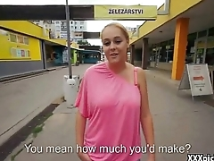 Real Sluts In Hardcore Public Sex For Money Porn Video 32