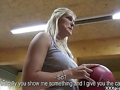 Public Sex For Confident In Open Street With Teen Czech Amateur Girl 08