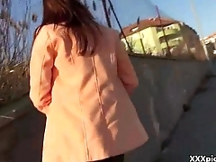 Public Carnal knowledge For Bossy In Open Street With Teen Czech Amateur Girl 11