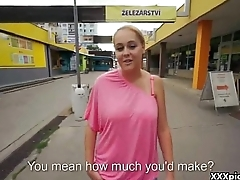 Public Dick Sucking For Money In Europe 32