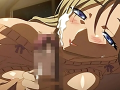 Young Hentai Handjob XXX Anime Sister Cartoon
