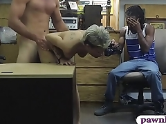 Black guy let the pawn keeper fuck his blue girlfriend
