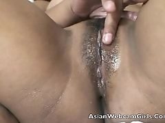 Filipina webcam cam model nude spreads pussy masterbates