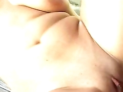 Horny blonde milf wants a young cock for herself!