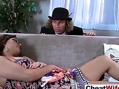 Sex Tape With Naughty Hot Sexy Cheating Wife (lily love) movie-17