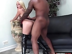 BrutalClips - Blondie Gets an Anal Punishment